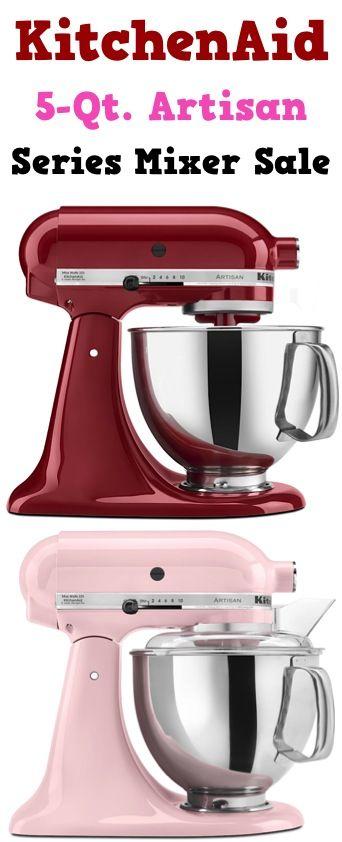 1000 ideas about kitchenaid mixer rebate on pinterest - Kitchenaid artisan qt stand mixer sale ...