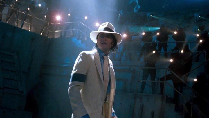 Michael Jackson moonwalker movie smooth criminal