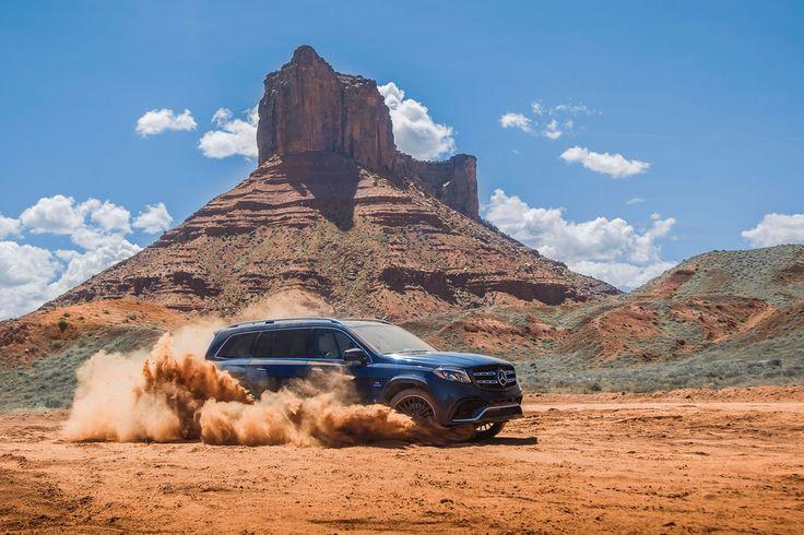 Le VUS pleine grandeur Mercedes-Benz GLS 2017 pourrait mieux se vendre grâce à son look rafraîchi et à son nouveau nom. Lisez ici notre article sur le GLS.
