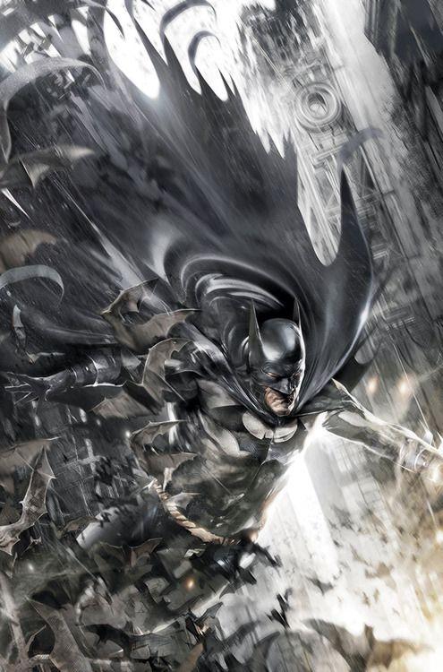 Batman by Francesco Mattina