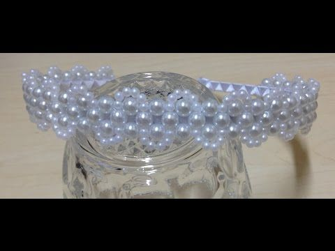 How to Make Beaded Tiaras & Crowns - ArtySan Crafts - YouTube