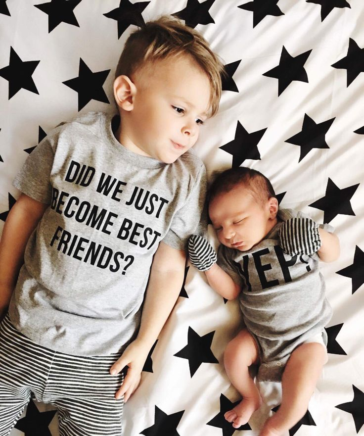 Matching Best Friend Tees Twins Did We Just Become Best Friends? Yep! Siblings pregnancy announcement BFF ADD 2 for a SET  brothers sisters by spillthebeansetc on Etsy https://www.etsy.com/listing/454509674/matching-best-friend-tees-twins-did-we