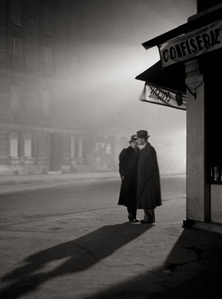 Paris Evening, Paris 1934
