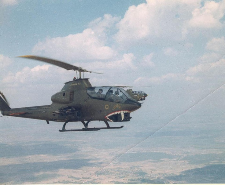 The role and importance of the helicopters in the vietnam war