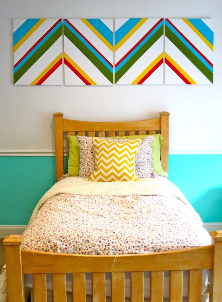 57 best DIY wall art images on Pinterest | Craft ideas, Canvases and ...
