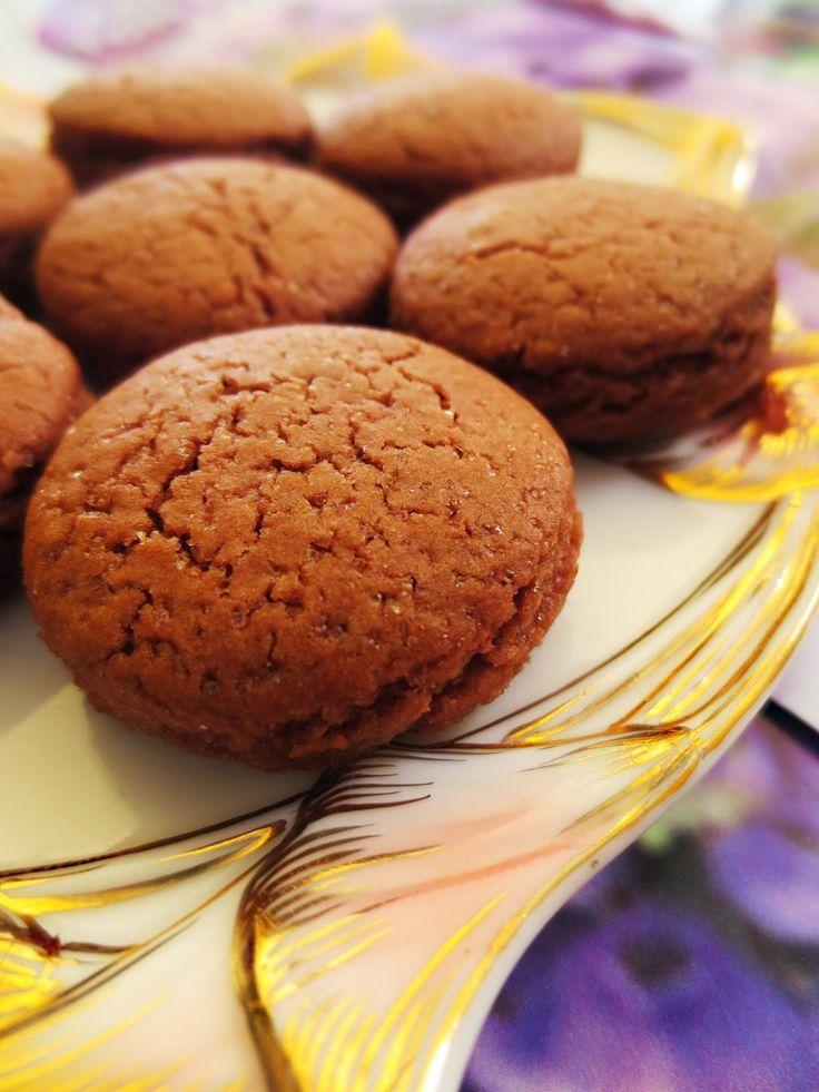 КУЛИНАРНЫЕ ОТКРОВЕНИЯ ОТ СВЕТЛАНЫ МЕТАКСА: Постное шоколадно-малиновое, шоколадно-черничное печенье