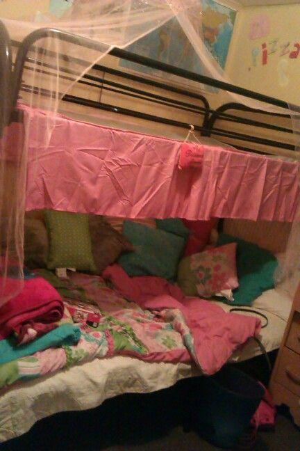 Haha my bed