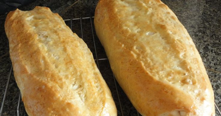 One Crazy Cookie: Crusty Italian Bread