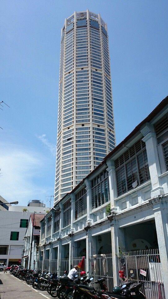 Penang.. This is Komtar