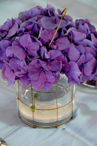 Purple with a hint of magenta! Bam! this is what I have in my head, the perfect color purple!