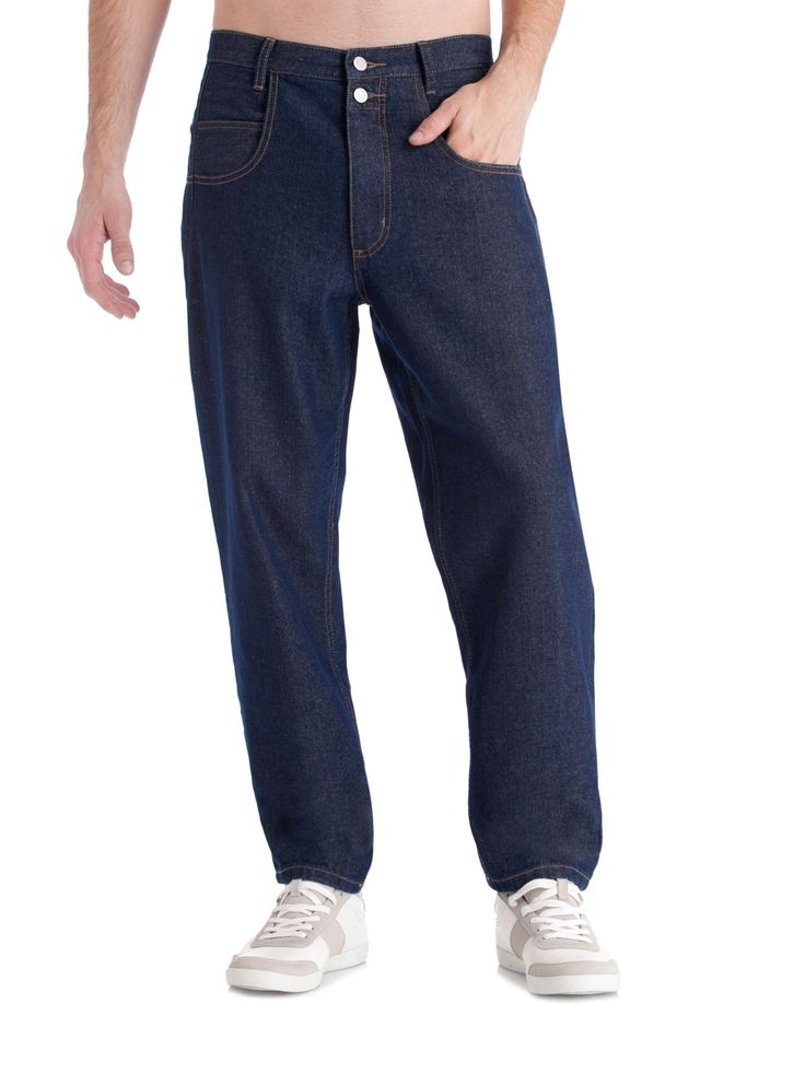 """Pascal Loose Fit Jeans - 34"""" Inseam"""