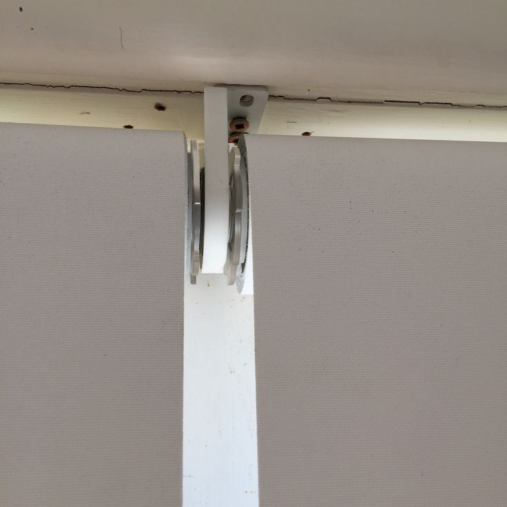 Excuse the extra holes – I was correcting another businesses mess and excessive light gaps with  blinds made well and installing with the right componentry and brackets for minimal gaps – blindsonline.net.nz