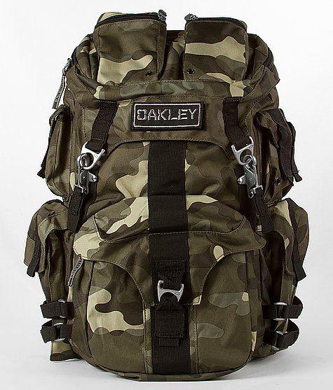 'Oakley Mechanism Backpack' #buckle #fashion www.buckle.com