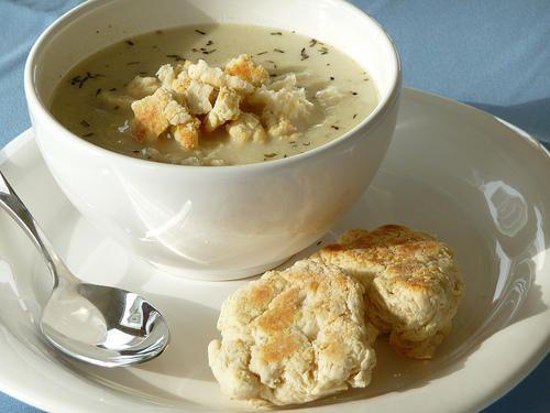 Biscuits du Kentucky - Recette Américaine