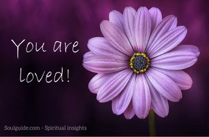 Remember you are loved! Soulguide.com