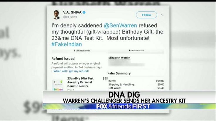 A Republican who's running for Sen. Elizabeth Warren's (D-MA) Senate seat is taking aim at her claims that she has Native American heritage.