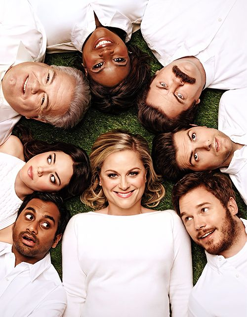 Parks and Recreation Cast Season 7
