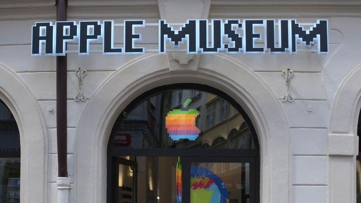 Η imonline στο μουσείο της Apple στην Πράγα