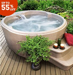 Outdoor Escape: Hot Tubs & More