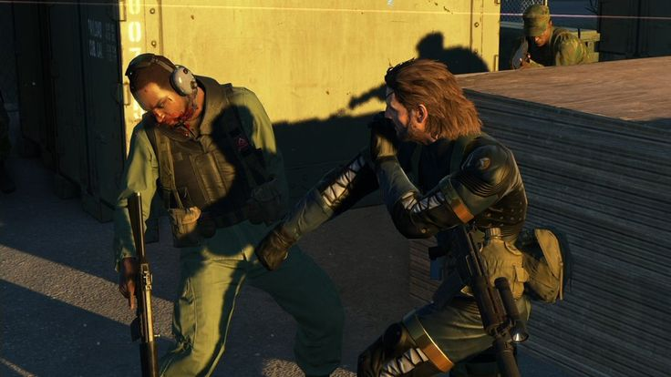 Metal Gear Solid 5 Ground Zeroes Video Game Images