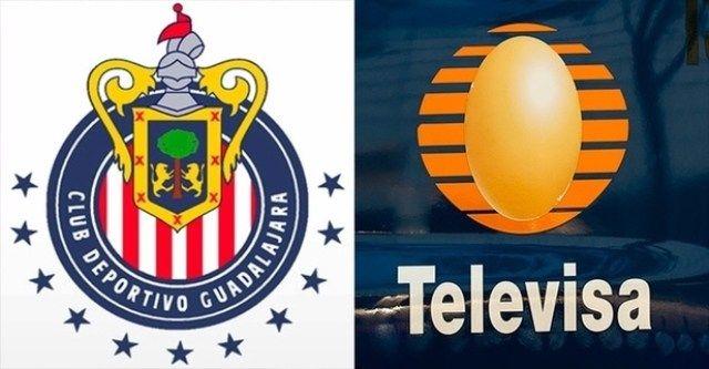 Televisa dejará de emitir los partidos de Chivas