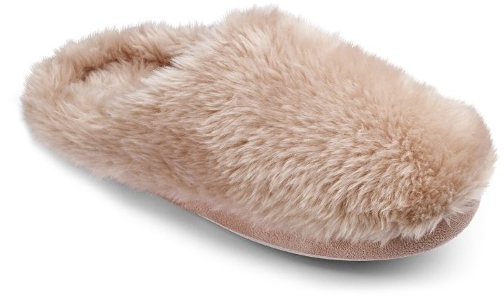 Pretty Secrets Mule Slippers