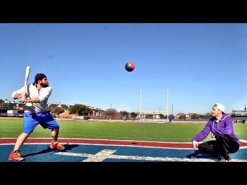 Nerf Sports Edition | Dude Perfect - YouTube