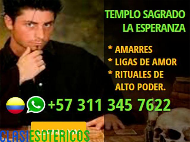 """""""AMARRES Y LIGAS DE AMOR CON LOS PODEROSOS MAESTROS DEL TEMPLO SAGRADO LA ESPERANZA. +573113457622"""""""