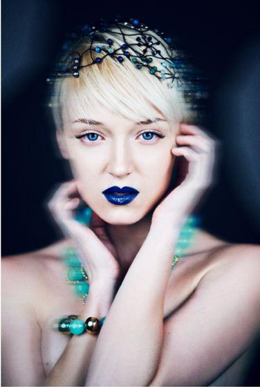 Joyería Daniel Espinosa en la publicación de la revista Dark Beauty Magazine.