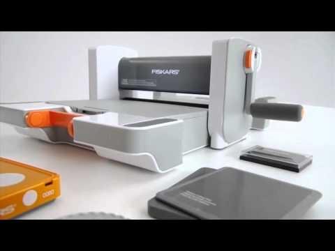 FISKARS Fuse Creativity System: Endless Possibilities  (sponsored by Fiskars)