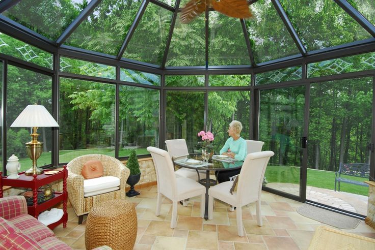 Conservatory Sunrooms | Gallery | Affordable Sunroom Kit