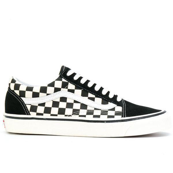 Vans Primary Check Old Skool sneakers