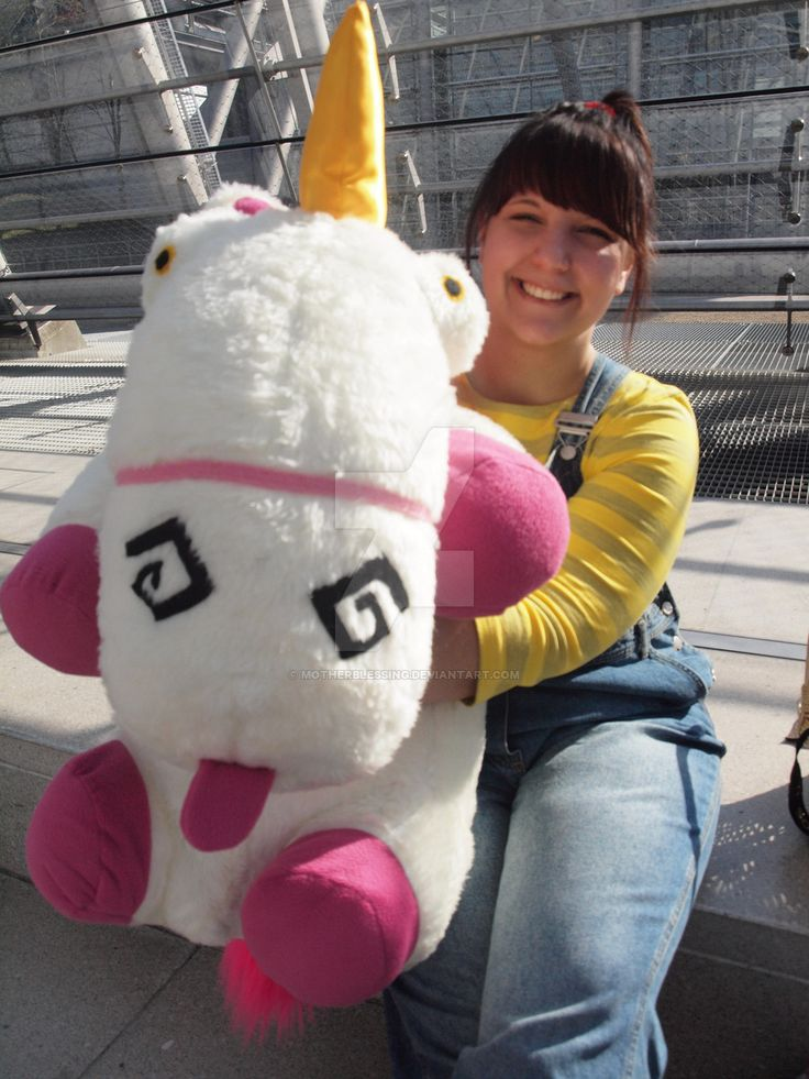 agnes_and_her_fluffy_unicorn_by_motherblessing-d3d4uxd.jpg 900×1,200 pixels
