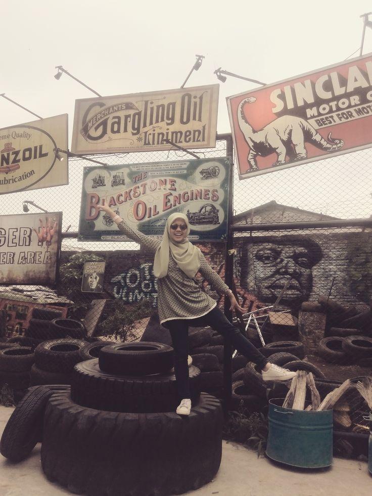 November 2014 || Museum Angkot, Batu