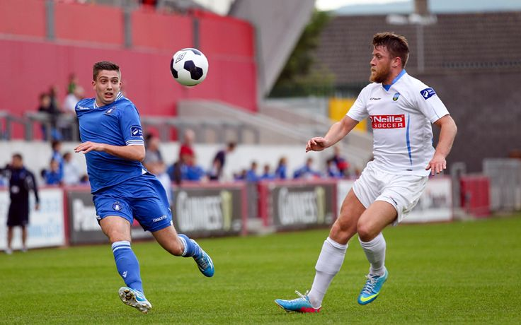 """Newest signing Chris Mulhall says it was a """"no-brainer"""" to reunite with Martin Russell who he won the First Division title under six years ago. More: http://www.limerickfc.ie/terms-agreed-mulhall-moves-to-shannonside-from-ucd"""