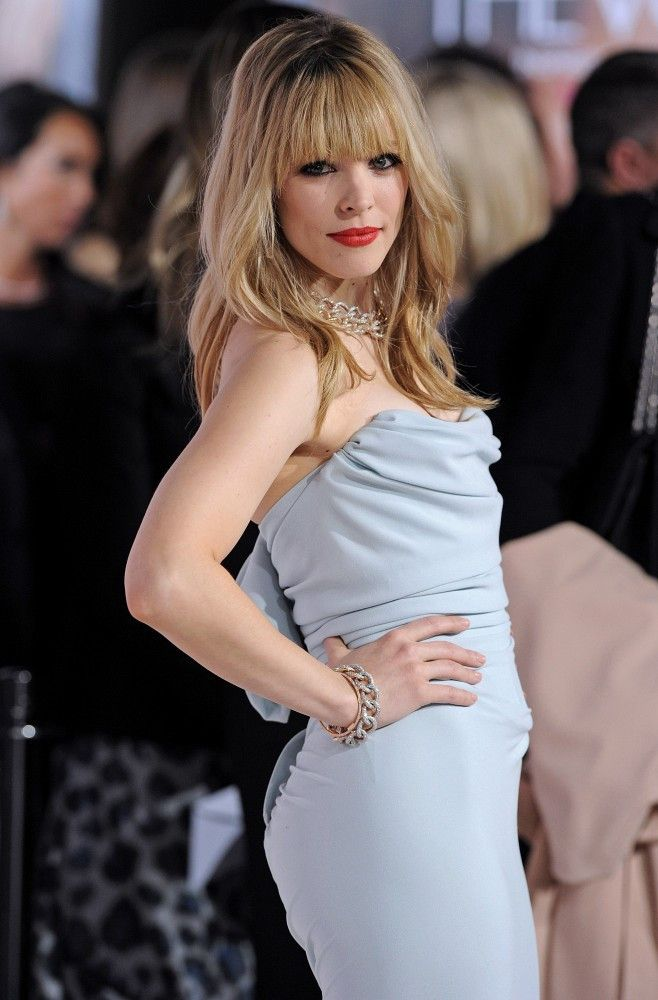 Rachel McAdams ...... 2005 saw McAdams star in three films. In the comedy Wedding Crashers, McAdams played Claire Cleary, the daughter of an influential politician and a love interest for both Owen Wilson and Bradley Cooper's characters