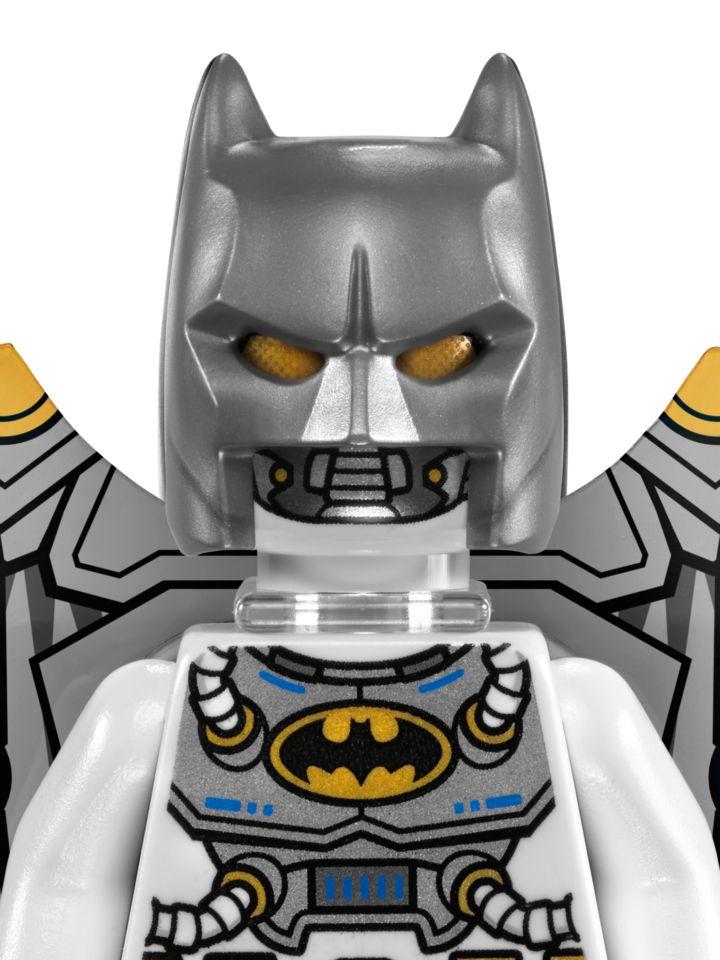 Space Batman - Characters - DC Comics Super Heroes LEGO.com
