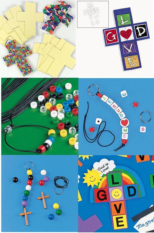 Manualidades creativas para realizar con los niños en Semana Santa . Para ver mas ideas pincha este enlace: Fuente: http://www.ministeriosin...
