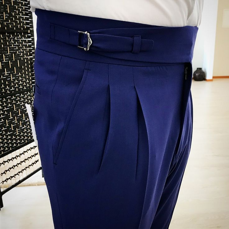 Made to measure trousers