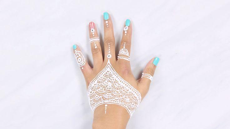 Amazing Henna Designs: These gorgeous henna designs will leave you mesmerized. http://spotpopfashion.com/wwf9