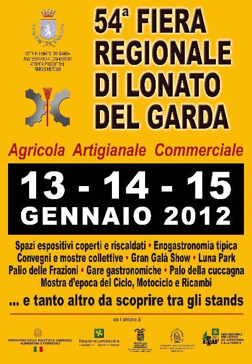 Fiera regionale di Lonato 2012 http://www.panesalamina.com/2012/944-fiera-regionale-di-lonato-2012.html