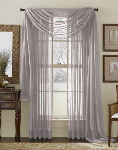 17 mejores im genes sobre cortinas en pinterest cortinas - Lazos para cortinas ...