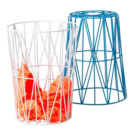 Geometric Stool / Basket