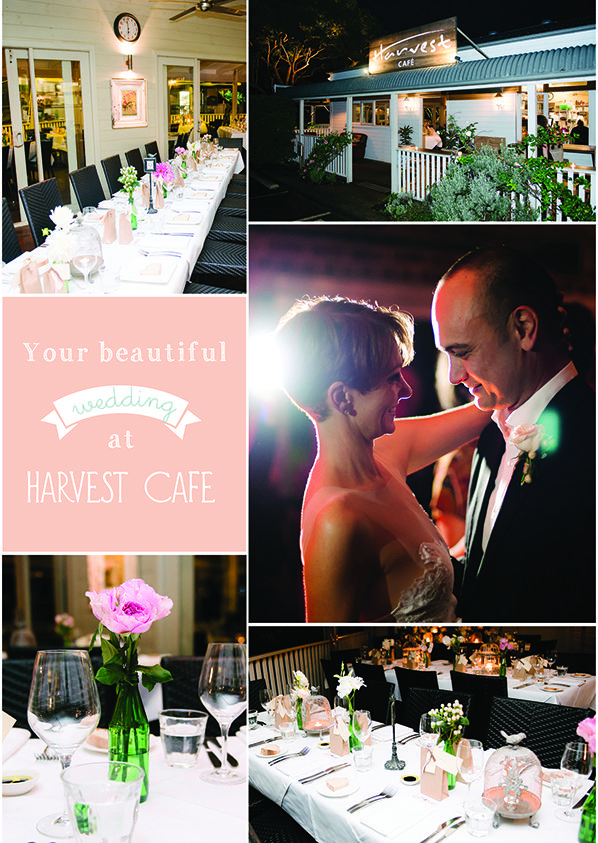 Harvest Cafe | Byron Bay Wedding Venue | Copyright: SilverEdge Photography