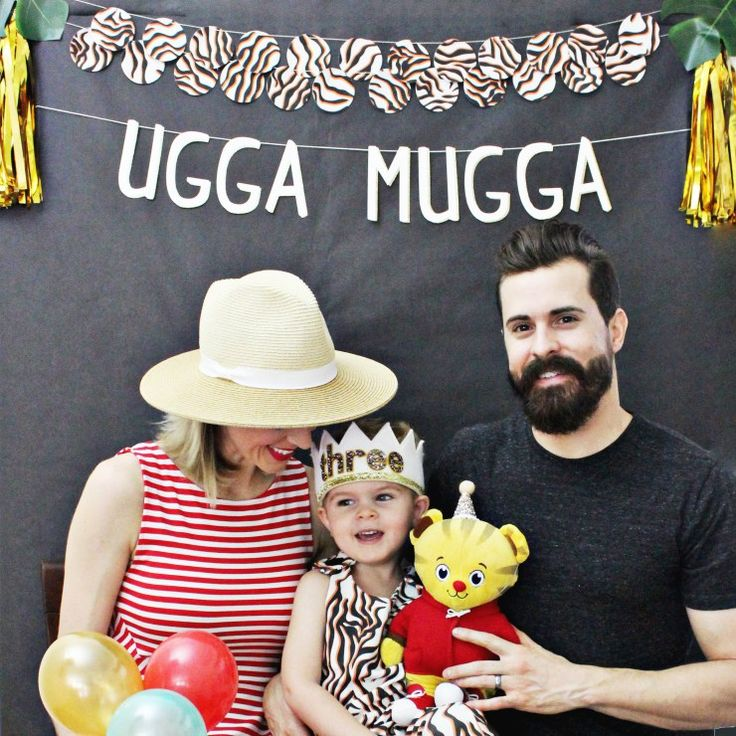 Jace's 3rd Birthday : Daniel Tiger Party