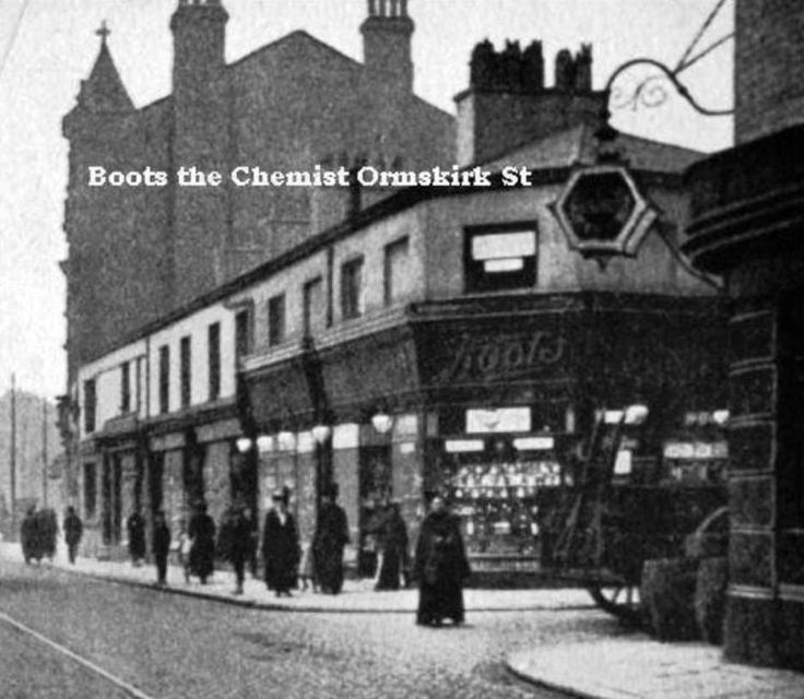 Old St Helens