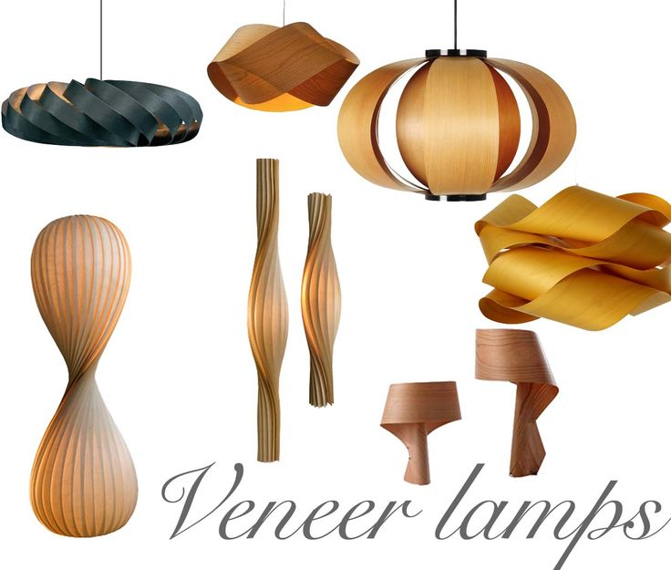 104 Best Images About Lamp Veneer On Pinterest