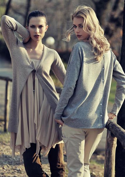 A/W Collection #cashmere #knitwear #style #fashion