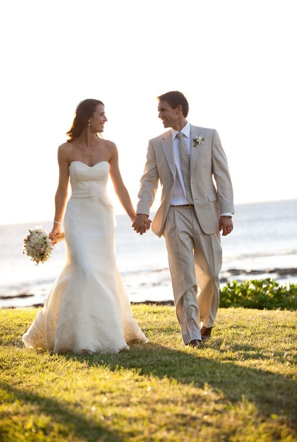 beach wedding in new jersey%0A Maui Wedding by Mike Adrian Photography