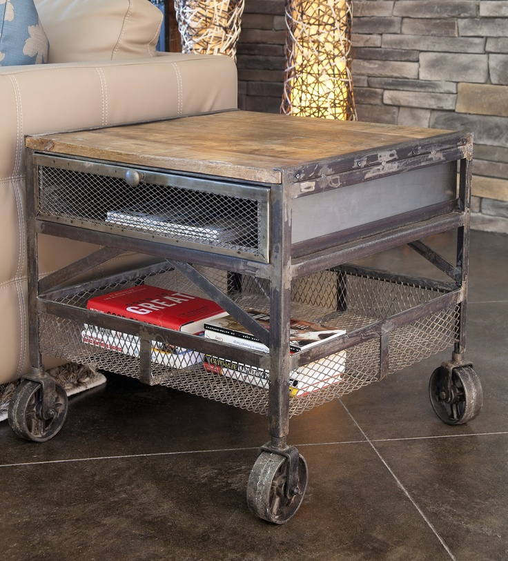 16 best images about Furniture on wheels on Pinterest  Wheels